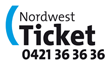 Logo Nordwest Ticket