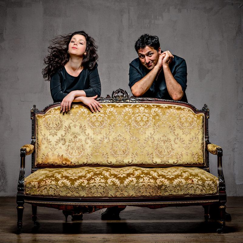 Duo Baranova Coşkun, Foto: Yoshi Toscani