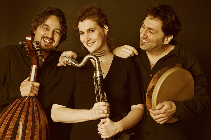 Ensemble FisFüz, Foto: Ellen Schmaus