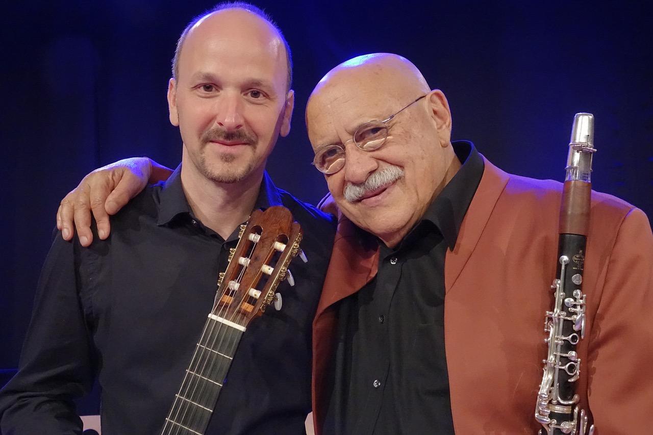 Foto: Giora Feidman & Johannes Tonio Kreusch