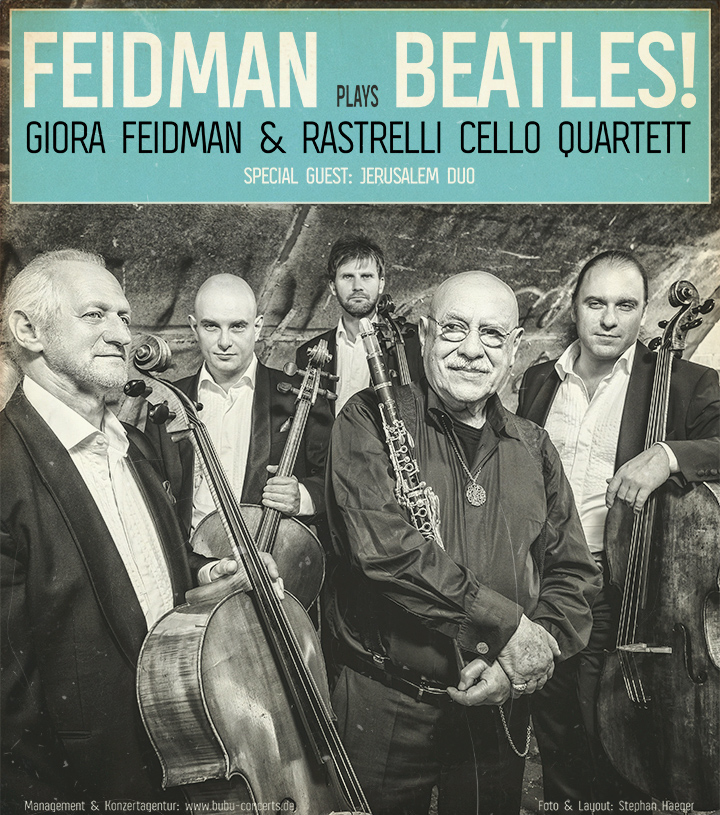 Feidman plays Beatles