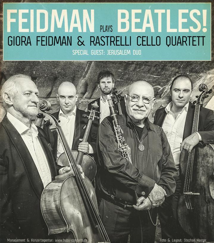 Feidman plays Beatles