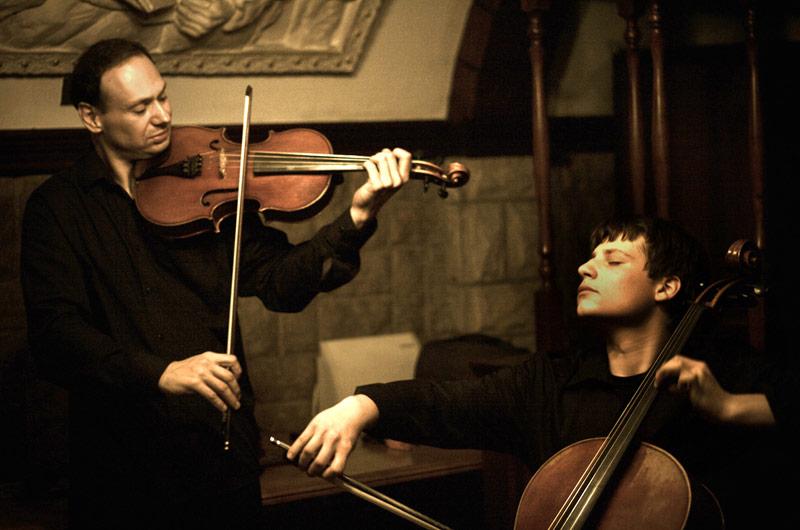 Jascha Lieberman Trio