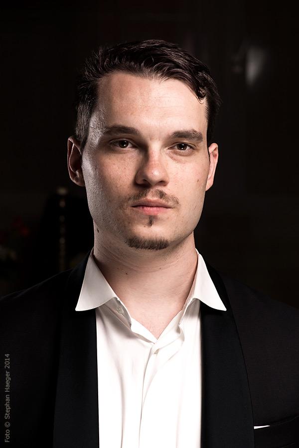 André Tsirlin, Foto: Stephan Haeger
