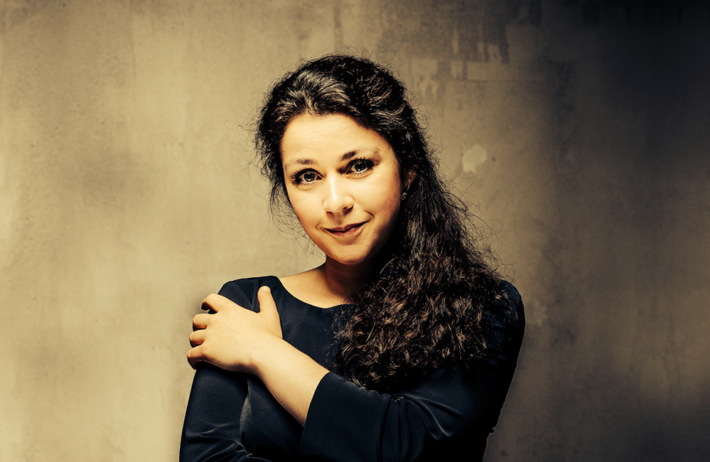 Marina Baranova, Foto: Yoshi Toscani
