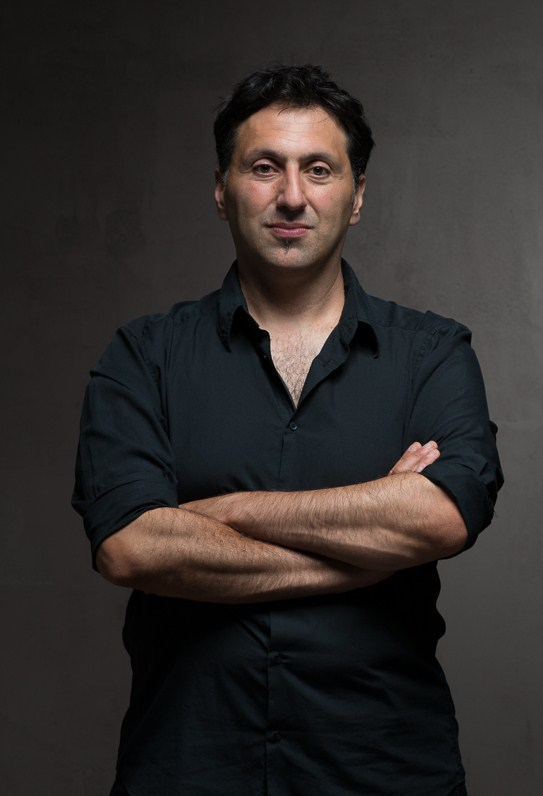 Murat Coşkun, Foto: Yoshi Toscani