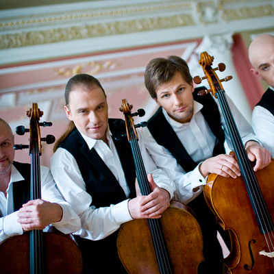 Foto: Rastrelli Cello Quartett