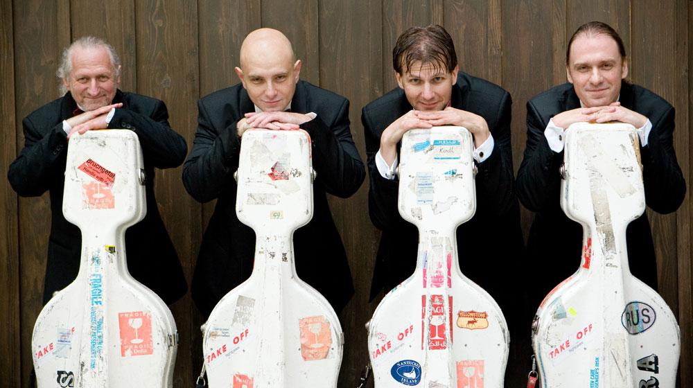 Rastrelli Cello Quartett, Foto: Alexei Fedorov