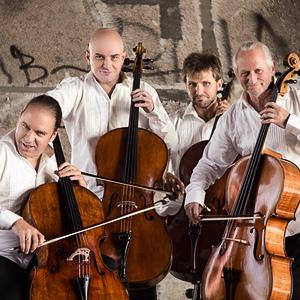 Rastrelli Cello Quartett
