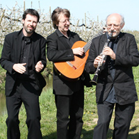 Foto: Sureste Tango Trio
