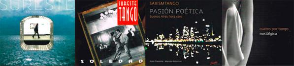CDs Sureste Tango Trio
