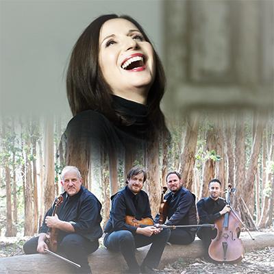 Willa Weber Quartet San Francisco